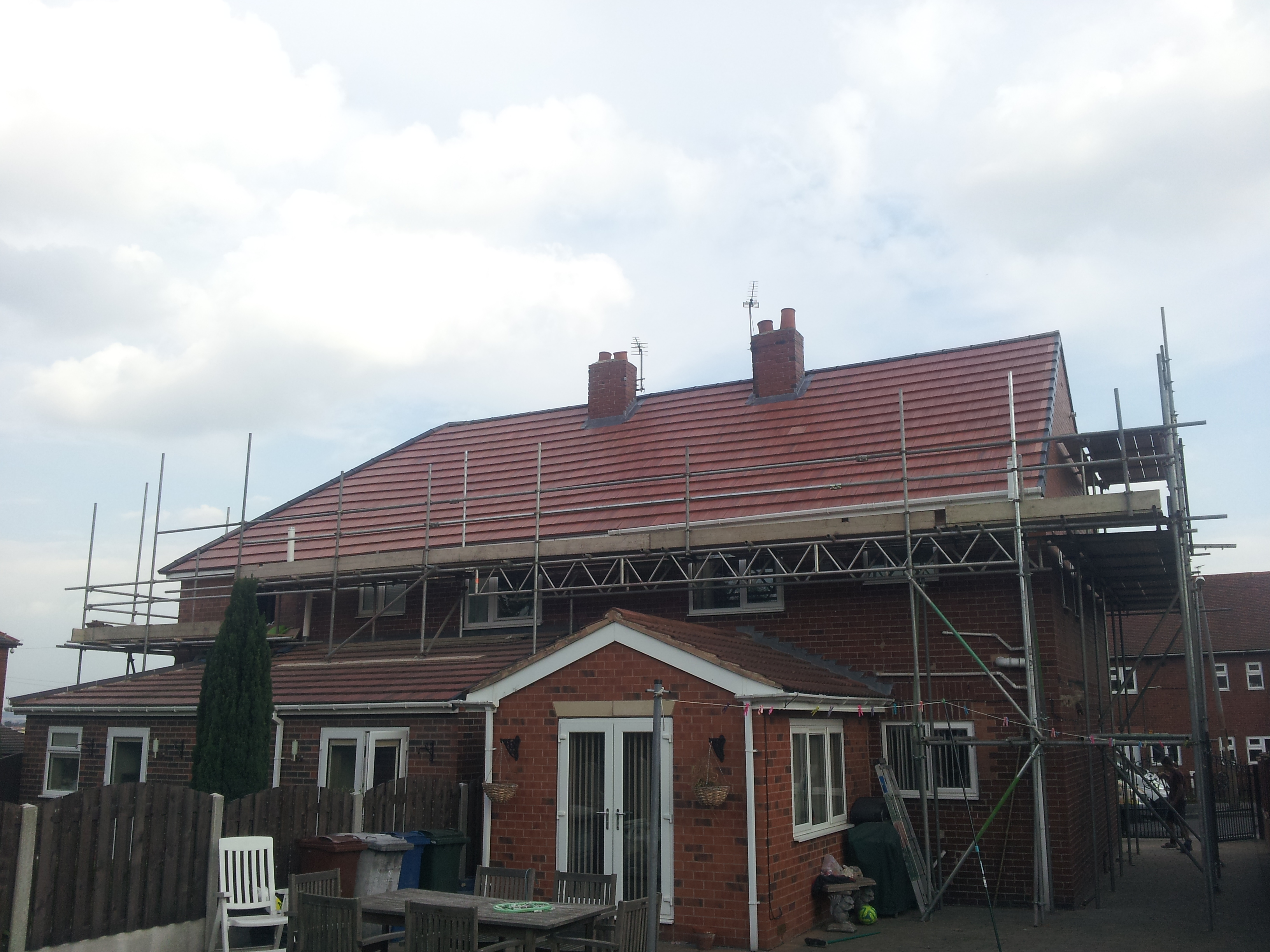 Darfield Re Roof Amp Extension Roof Manterfield Building