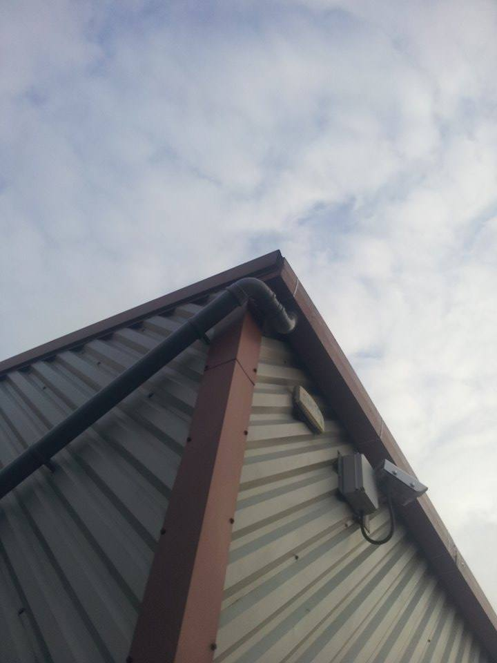 Barnsley Bowl Guttering Manterfield Building Amp Roofing