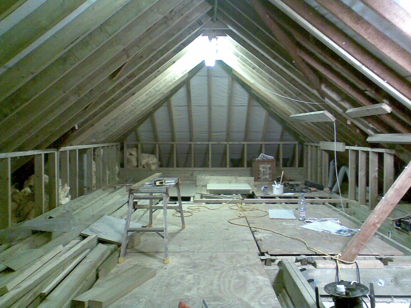 Loft Conversion Manterfield Building Amp Roofing